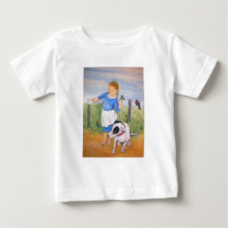 Sweet Girlie and friend! Baby T-Shirt