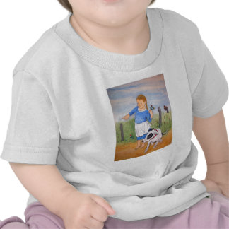 Sweet Girlie and friend! Tee Shirts