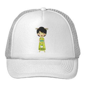 Sweet Girls New Years Wish Trucker Hat