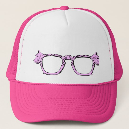 Sweet Glasses with Doggies Hat