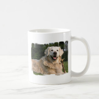 Sweet Golden Retriever Coffee Mug
