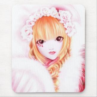 Sweet Goth lolita Mouse Mat