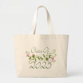 Sweet Graduation Class Of 2025 Jumbo Tote Bag