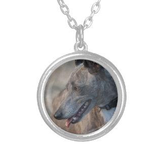 Sweet Greyhound Pendants