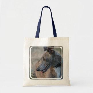 Sweet Greyhound Tote Bag