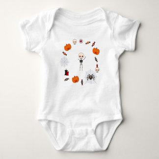 Sweet Halloween Baby Bodysuit