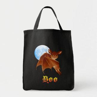 Sweet Halloween Boo Bat Bags