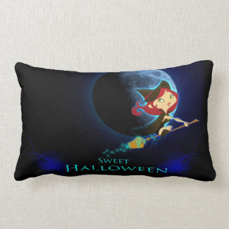 Sweet Halloween Lumbar Cushion