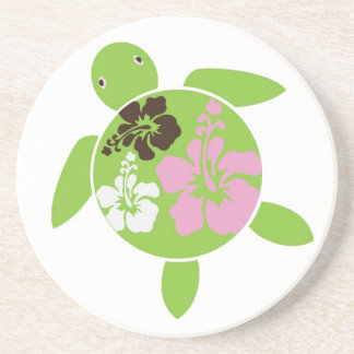 Sweet Hawaiian Honu Coaster