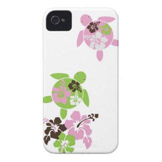 Sweet Hawaiian Honu iPhone 4 Case-Mate Case