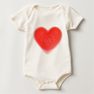 Sweet Heart baby bodysuit
