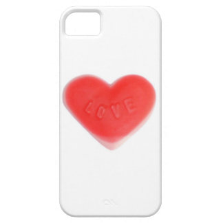 Sweet Heart iPhone 5 barely there case (vertical)