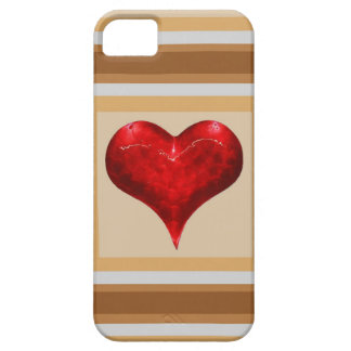 Sweet Heart - LOVE is in the air iPhone 5 Case