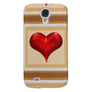 Sweet Heart - LOVE is in the air Samsung Galaxy S4 Cases