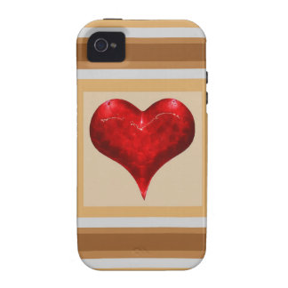 Sweet Heart - LOVE is in the air Vibe iPhone 4 Case