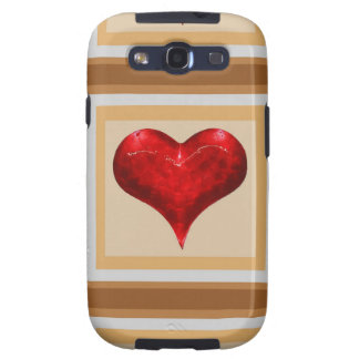 Sweet Heart - LOVE is in the air Galaxy S3 Case