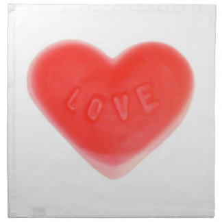 Sweet Heart napkin set