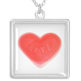 Sweet Heart necklace square
