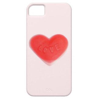 Sweet Heart Pink iPhone 5 case (vertical)
