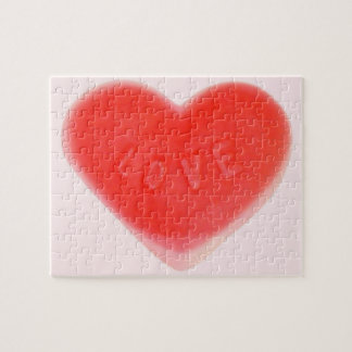 Sweet Heart Pink puzzle