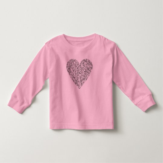 Sweet Heart Pink Shirt