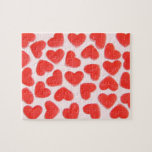 Sweet Hearts Pink puzzle
