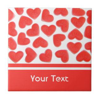 Sweet Hearts 'text' tile