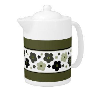 Sweet Home 08 Teapot