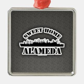Sweet Home Alameda 2 Christmas Ornament