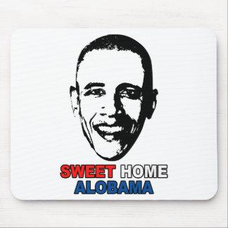 Sweet Home Alobama Mouse Pads
