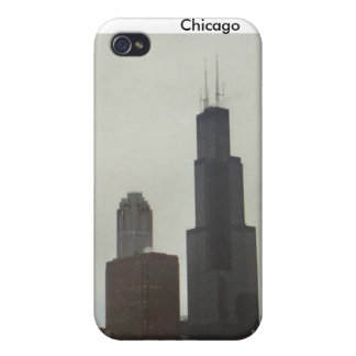 Sweet Home Chicago iPhone 4 Covers