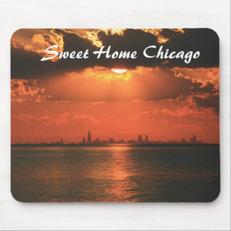 Sweet Home Chicago Mouse Mat