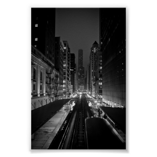 Sweet Home Chicago Posters