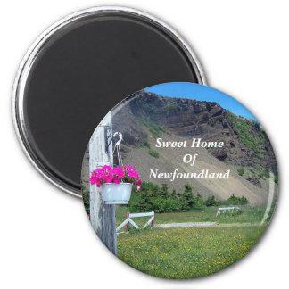 Sweet Home Of Newfoundland Magnet