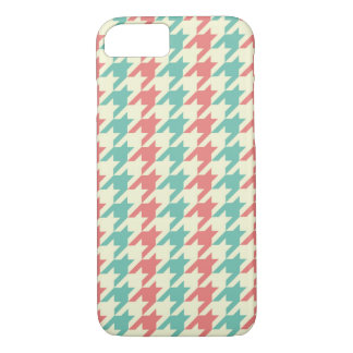 Sweet houndstooth iPhone 7 iPhone 7 Case