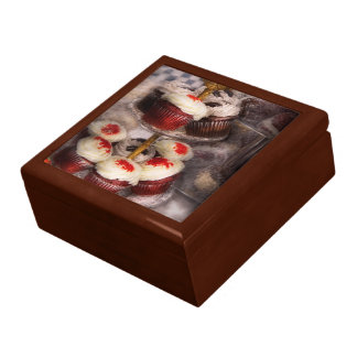 Sweet - How much is that cake in the window Large Square Gift Box
