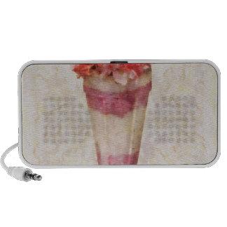 Sweet - Ice Cream - Ice Cream Float iPhone Speaker