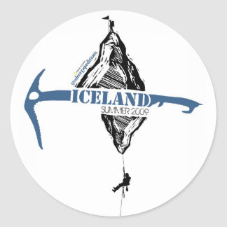 Sweet Iceland Stickers