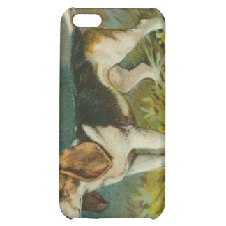 Sweet IPhone Cases With Neat Beagle Print Case For iPhone 5C