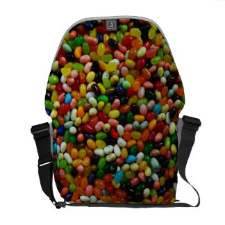 Sweet Jelly Beans Messenger Bags