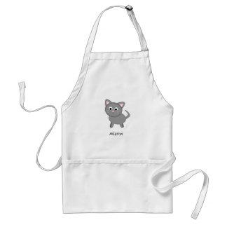 Sweet Kitten Standard Apron