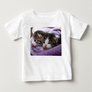Sweet kittens baby T-Shirt