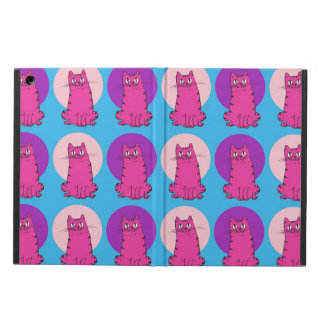 sweet kitties multiple color tint funny cartoon case for iPad air