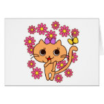 SWEET KITTY CARDS