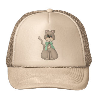 Sweet Kitty Cat Cap