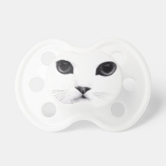 Sweet Kitty Cat Face Pacifier