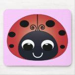 Sweet Ladybug Mousepad