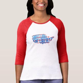 Sweet Land of Liberty Patriotic America T-Shirt
