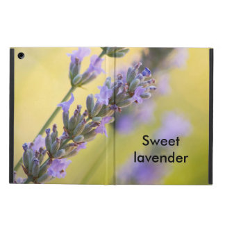 Sweet lavender cover for iPad air