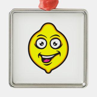 Sweet Lemon Christmas Ornament
